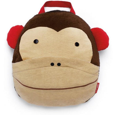 skip hop zoo travel blanket monkey