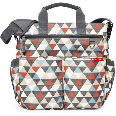 Skip Hop Signature Diaper Bag Triangles