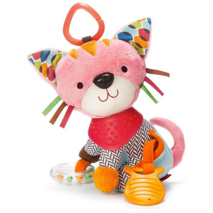 Skip Hop Playtime Bandana Buddies (Kitty)