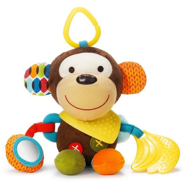 Skip Hop Playtime Bandana Buddies Monkey