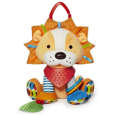 Skip Hop Playtime Bandana Buddies Lion