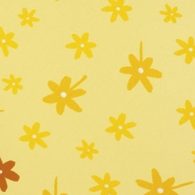 theraline cushion yellow flower