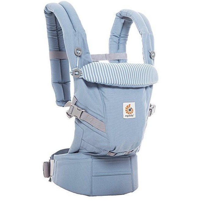 ergobaby baby carrier adapt original carrier azure blue