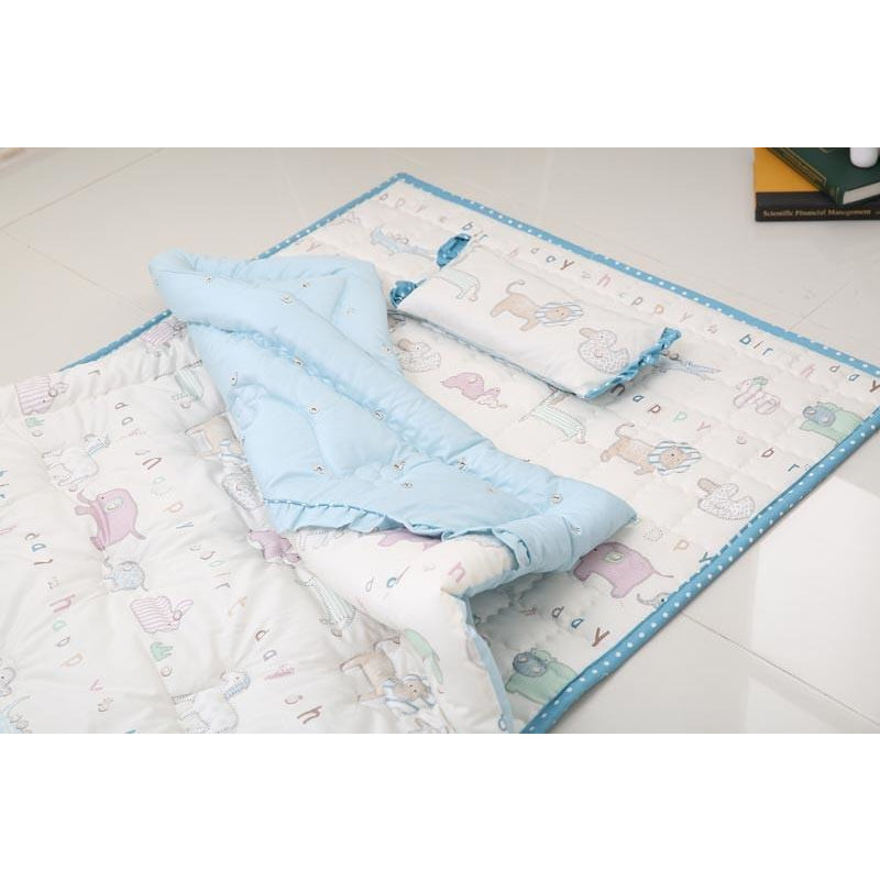 Maman Pink Bedding Set