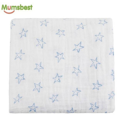 Muslin Bath Towel Swaddle Cloth