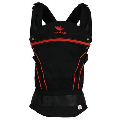Manduca Baby Carrier Blackline