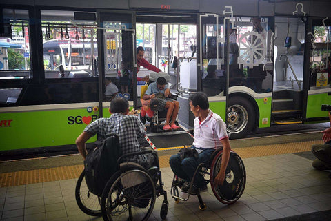 Better Mobility with the Right Wheelchair