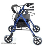 Duet Rollator / Transport Chair