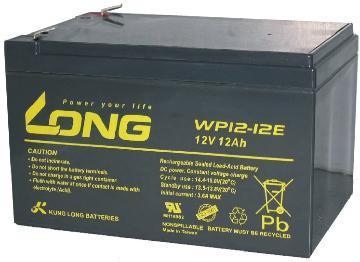 Long 12V 12AH SLA Battery