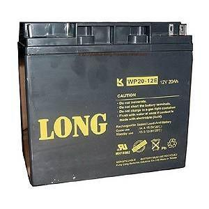 Long 12V 20AH SLA Battery