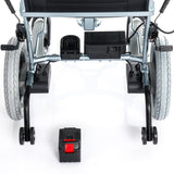 "Ultra-Lite ""D"" Motorised Wheelchair (14 kg)"