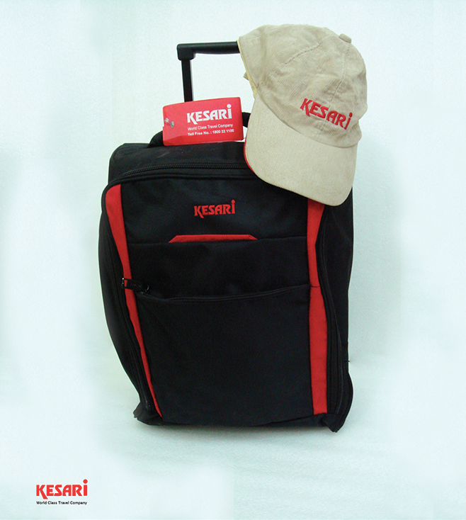 Kesari Tours Promotional Bag