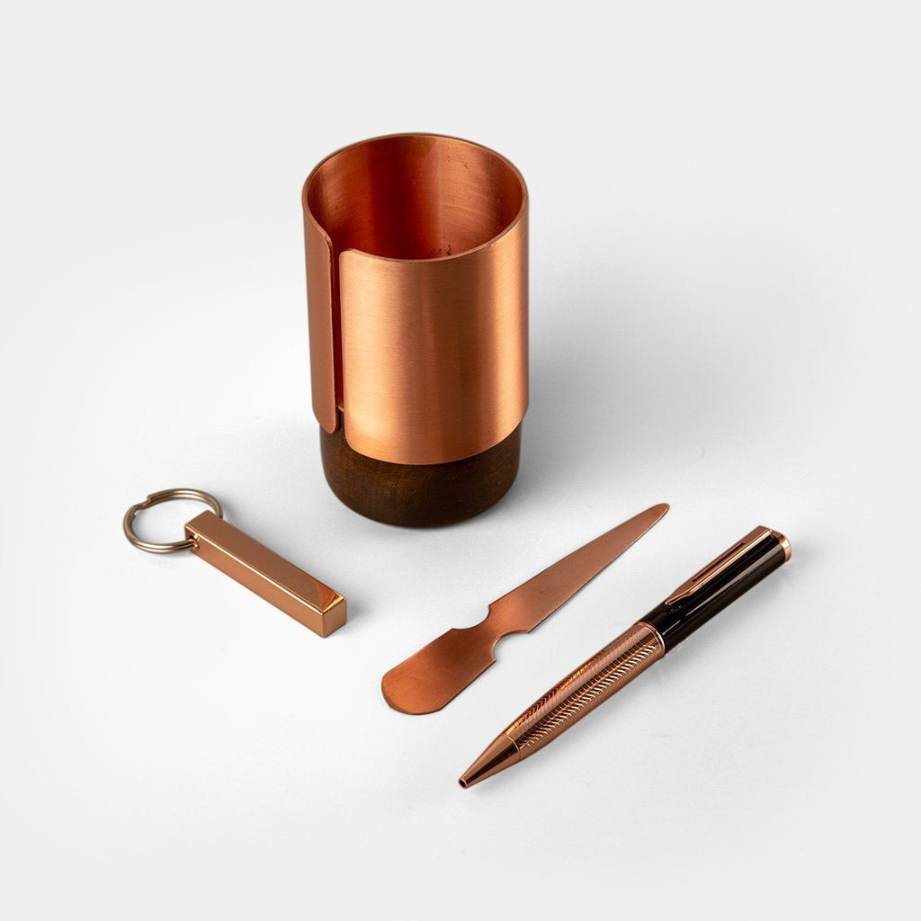Copper Curated Boxes 5By7