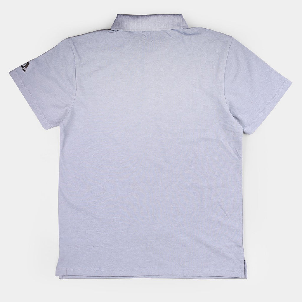 Adidas Polo T-Shirt Tactile Blue