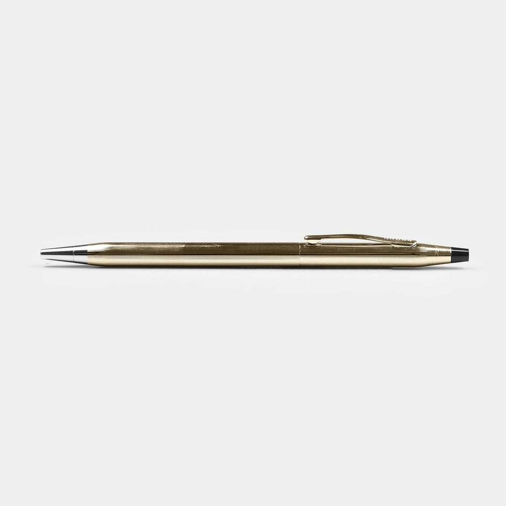 CROSS Classic Century 10KT Rolled Gold Ball Pen