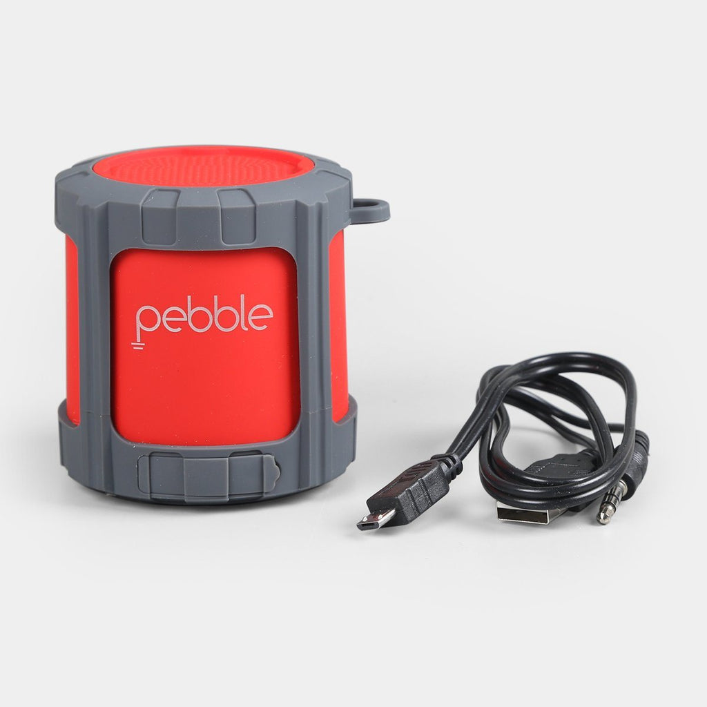 Pebble Blast Bluetooth Speaker