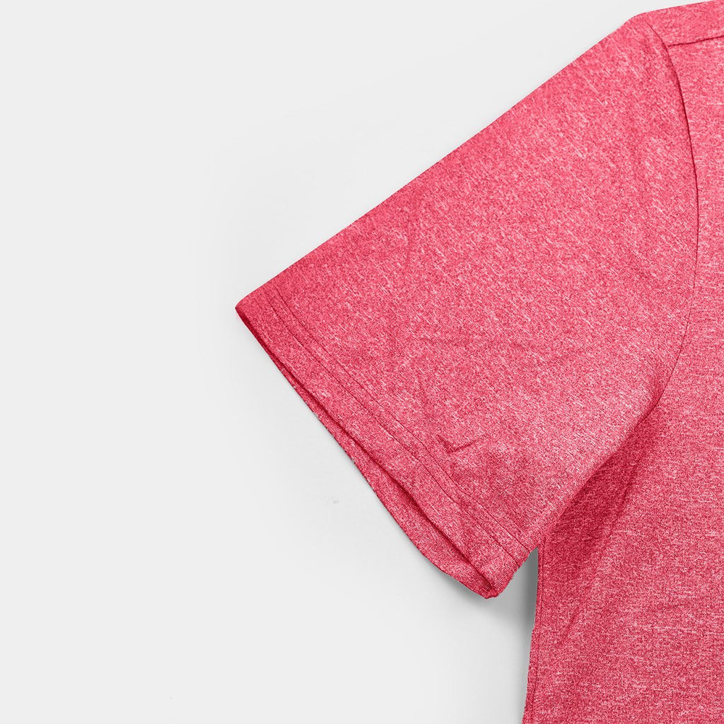 Adidas T-Shirt Dry Fit Scarlet