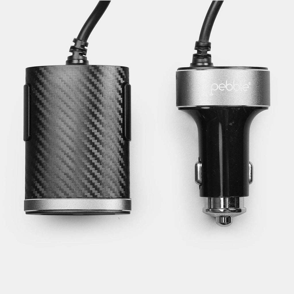 2 + 2 USB Sharing Car Charger