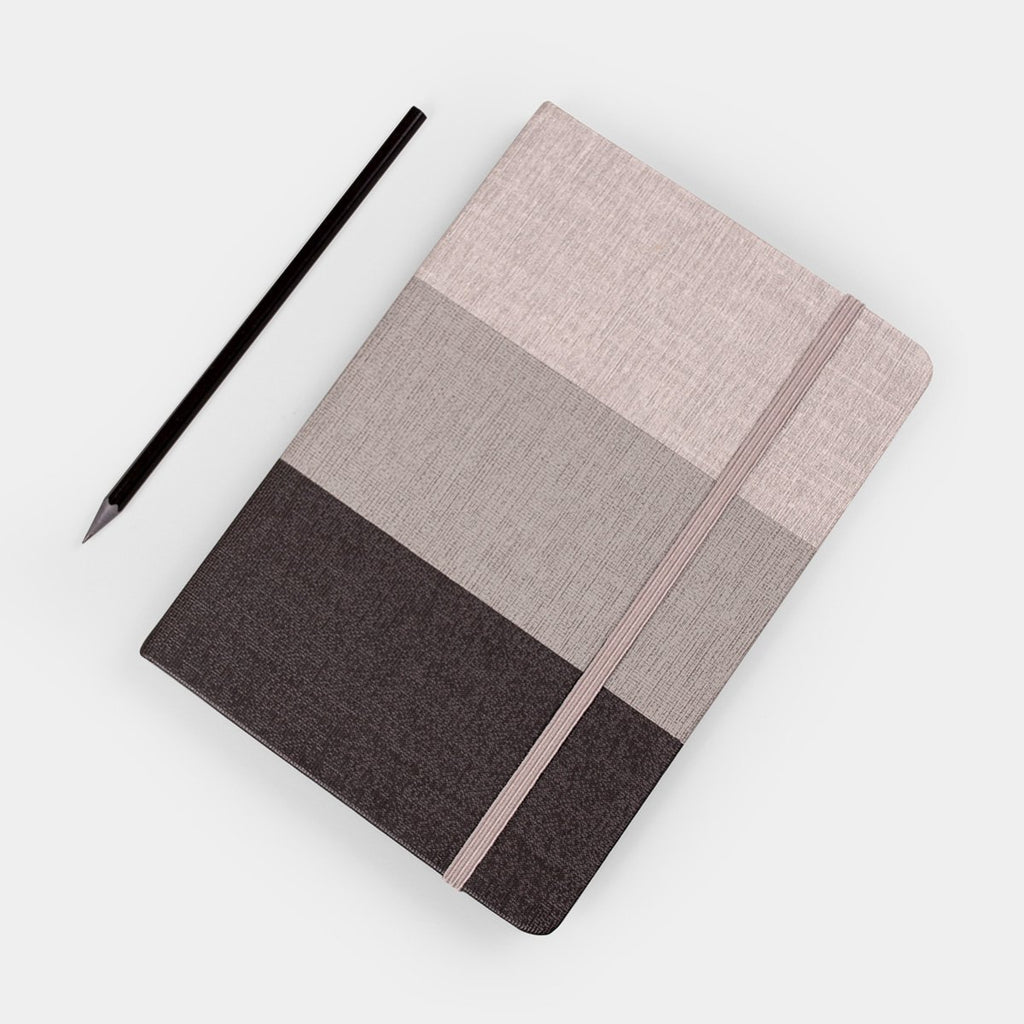 3 Color A5 Notebook