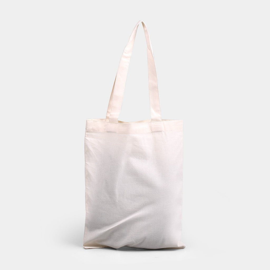 Long Canvas Tote