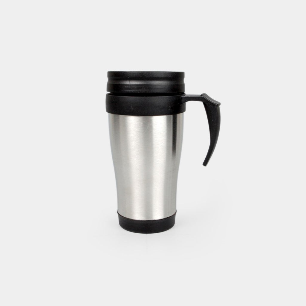 Travel Mug Steel 400 ML