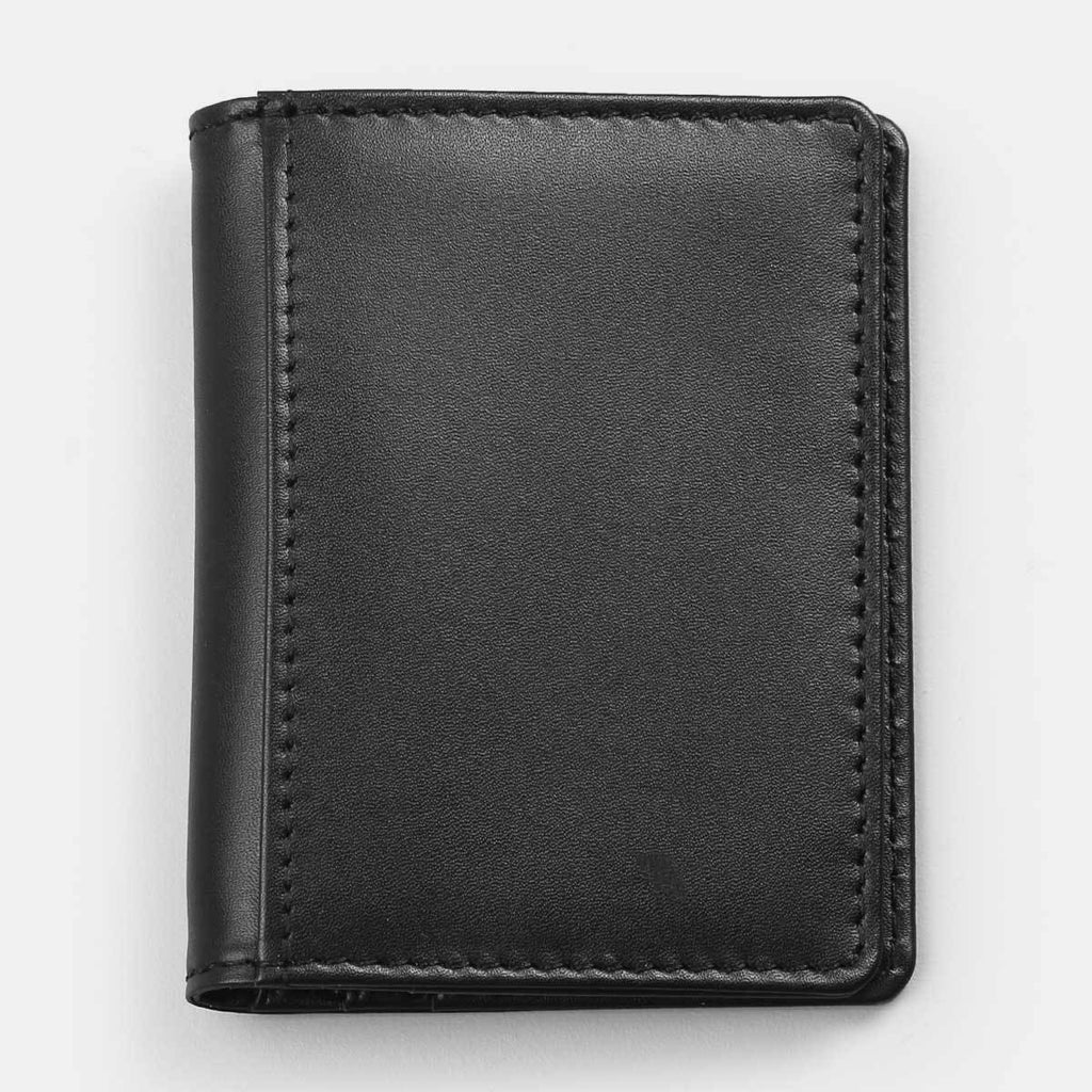 Bi-fold Card Wallet with  Money Clip