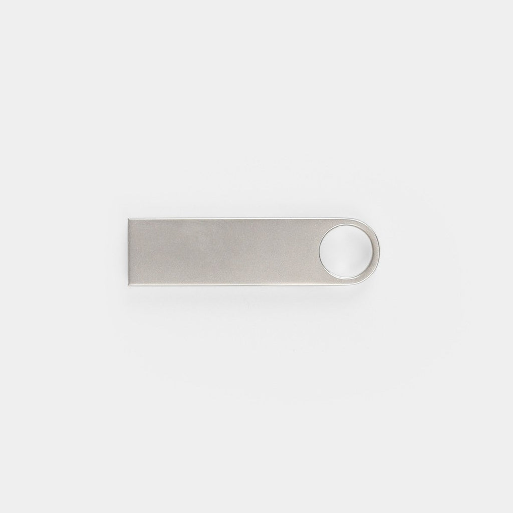 Metal Hole Pen Drive