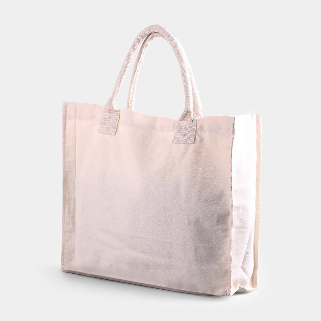 Canvas Carrier with Padded Handles