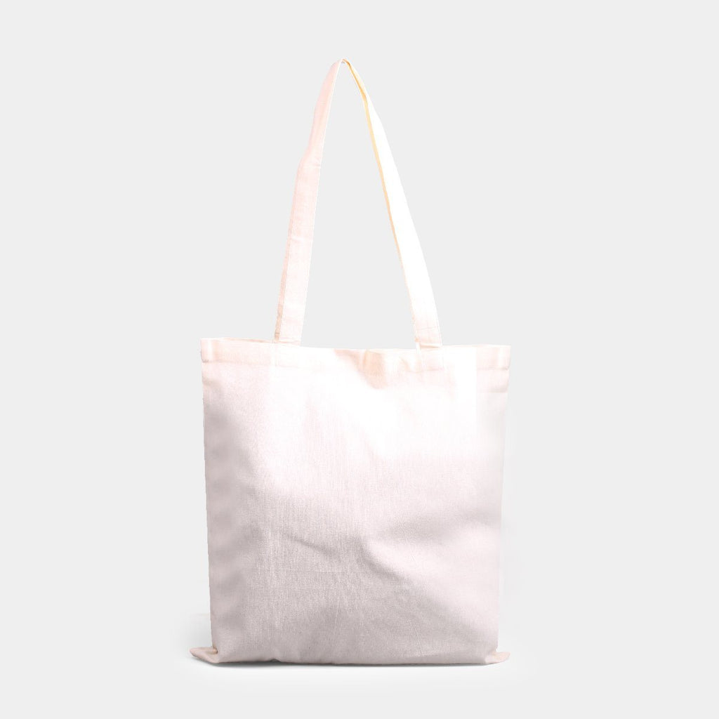 Canvas Tote Long Handle