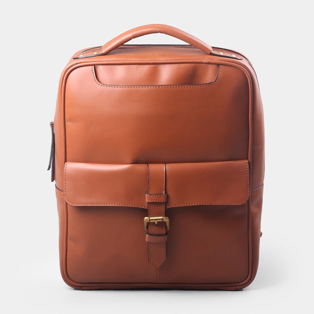 Chief Leather Satchel