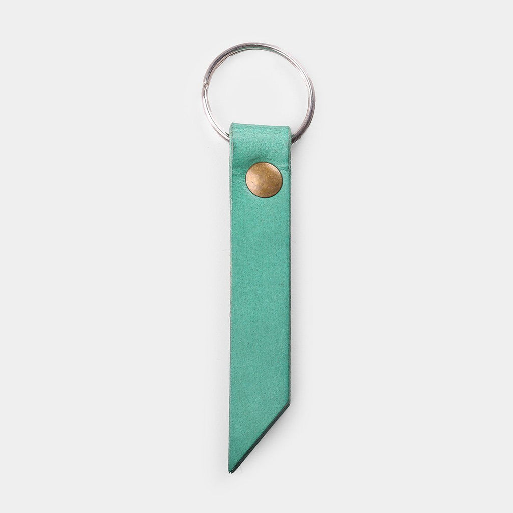 Color Edge Keychain