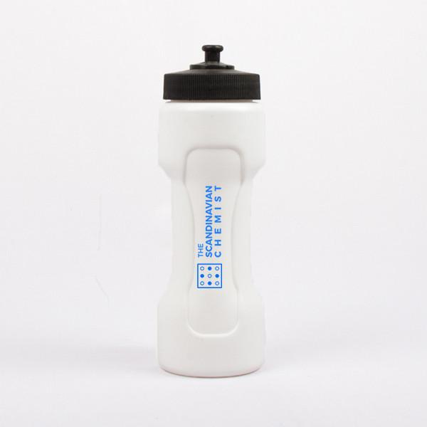 Dumbbell Shaped Bottle