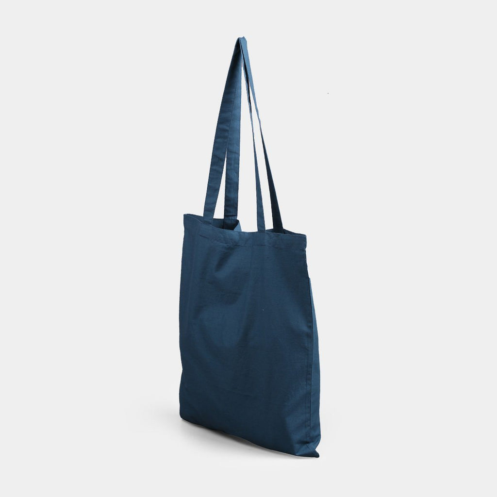 Dyed Canvas Tote