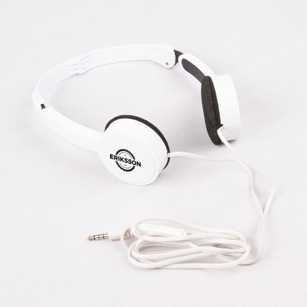 Foldable Headphone with Mic