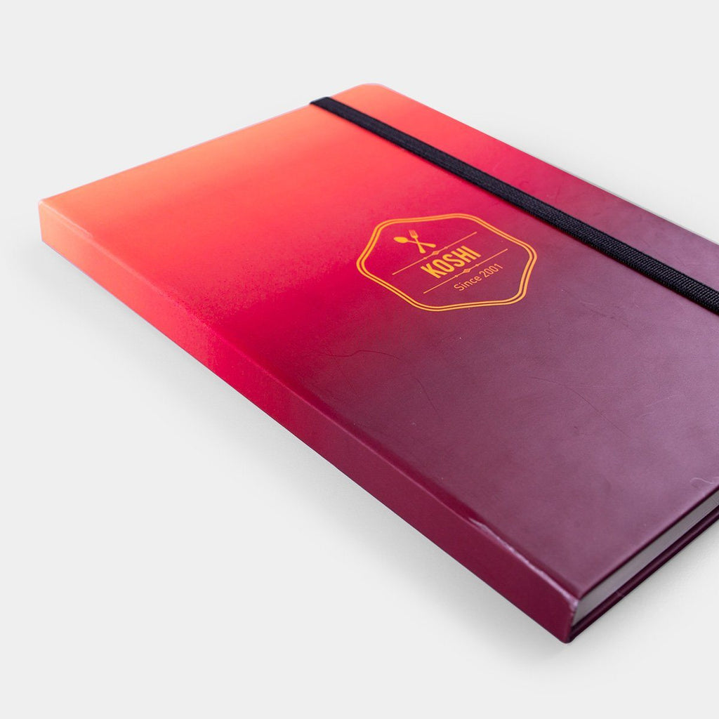 Gradient Journal Hardbound