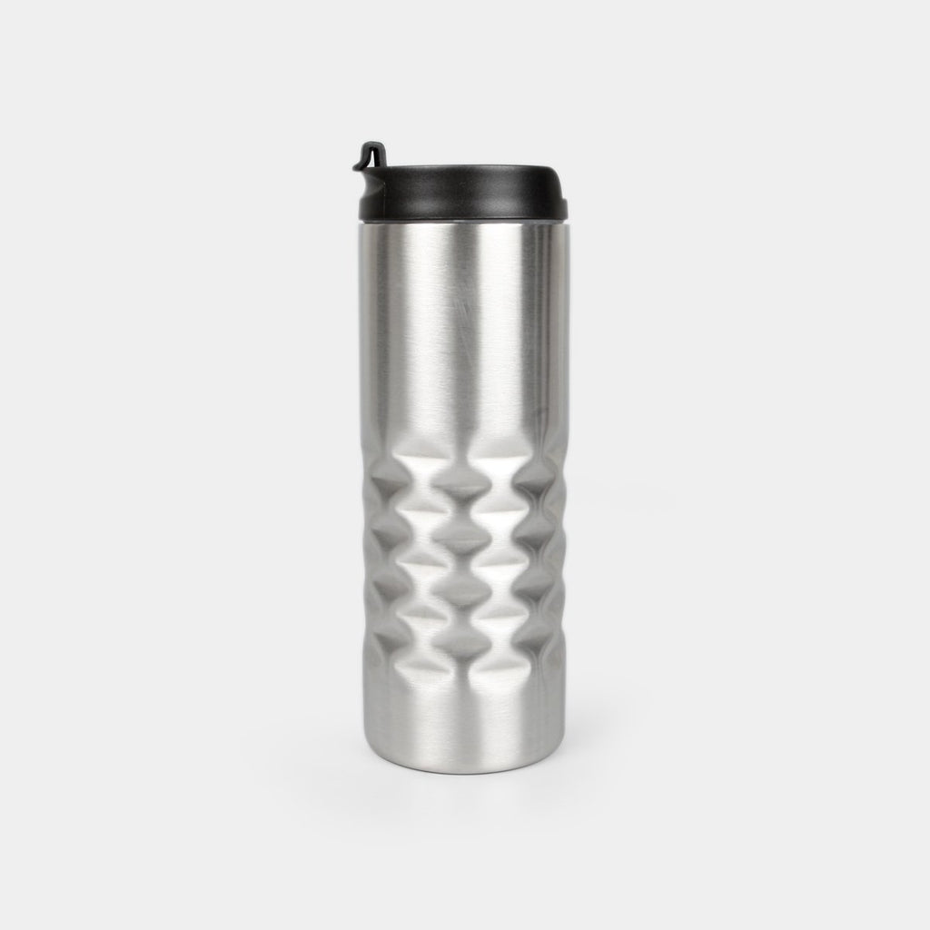 Hammered Steel Flask