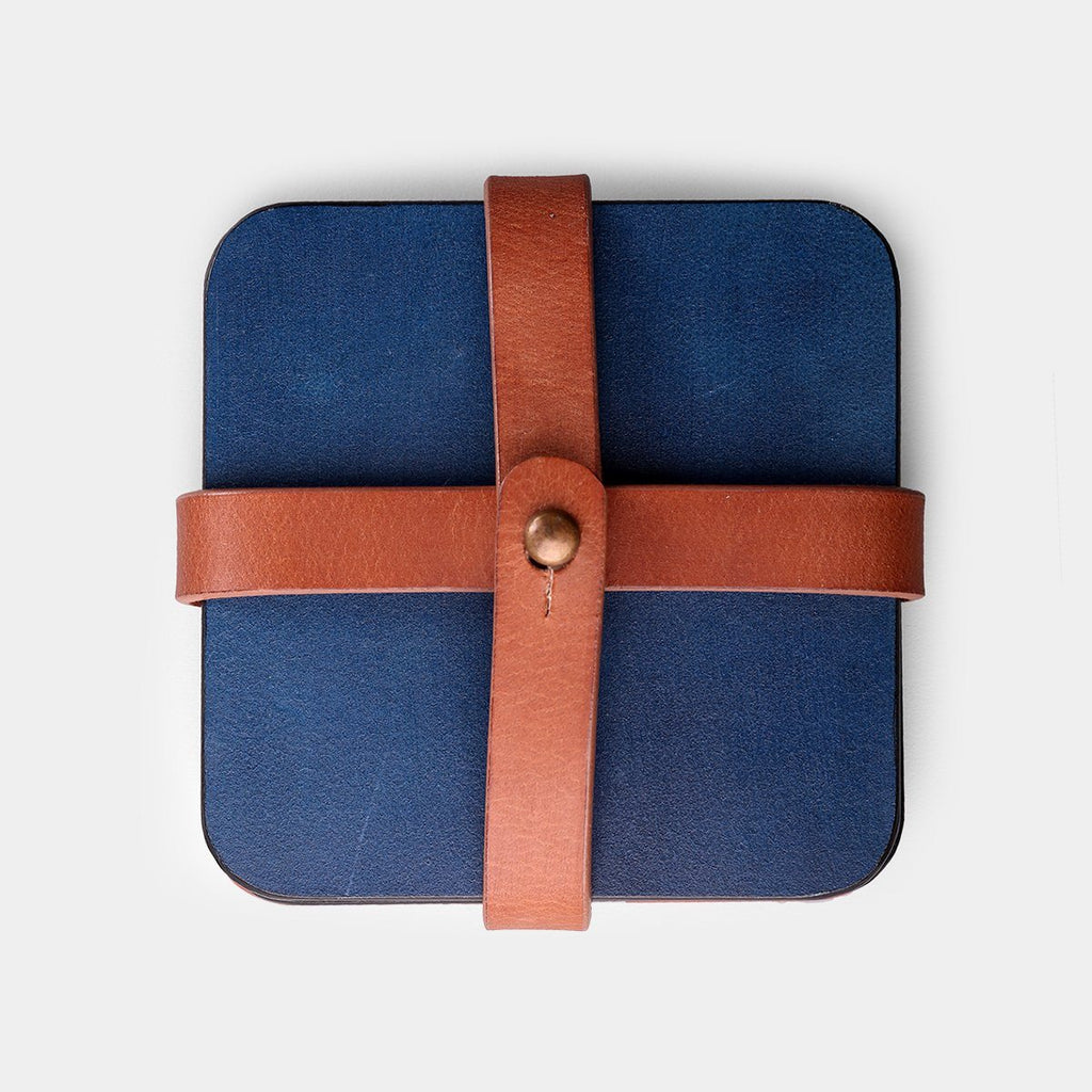 Highlands Coasters  pack of 4 with harness
