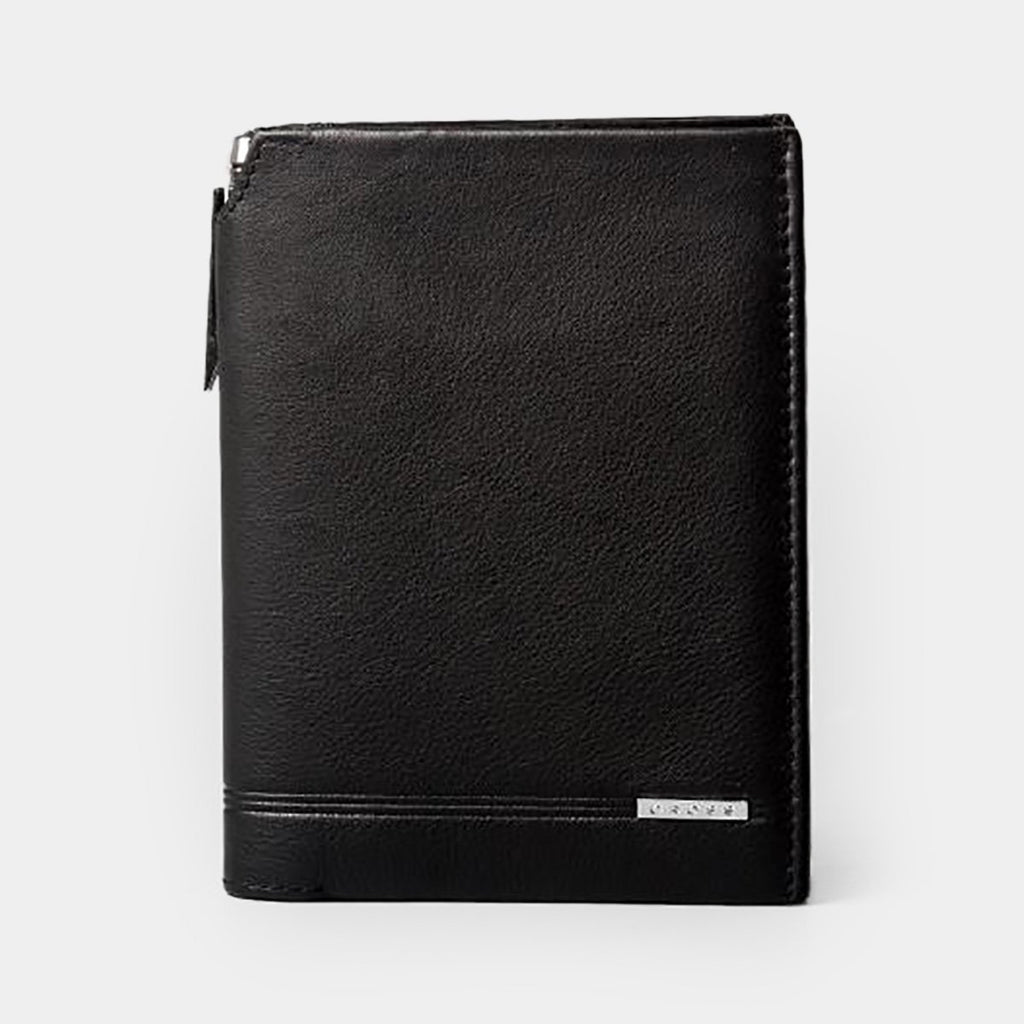 Cross Passport Wallet With Cross Agenda Pen
