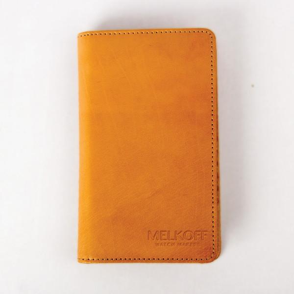 Leather Passport Companion