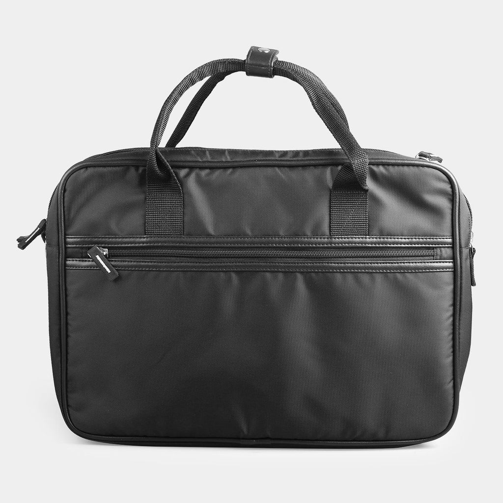 Dual Pocket Messenger Bag