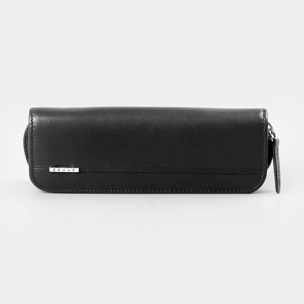 Cross Pen Case Zip Round Double