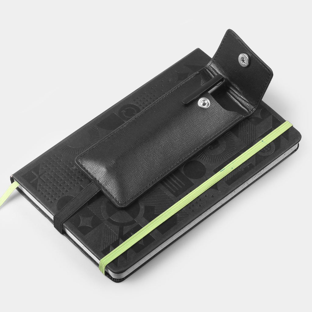 Pen Holder with Elastic Band Wallets & Card Holders Quality