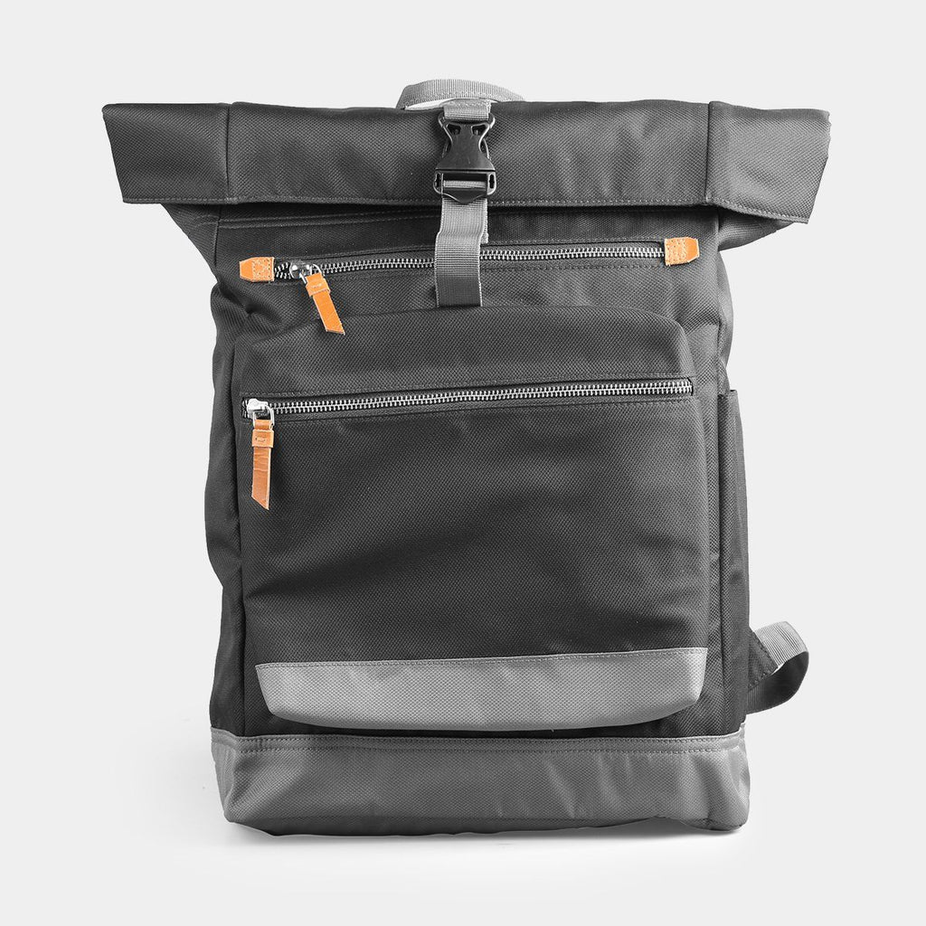 Premium Backpack with Zipper Backpacks & Messenger Crea Bags