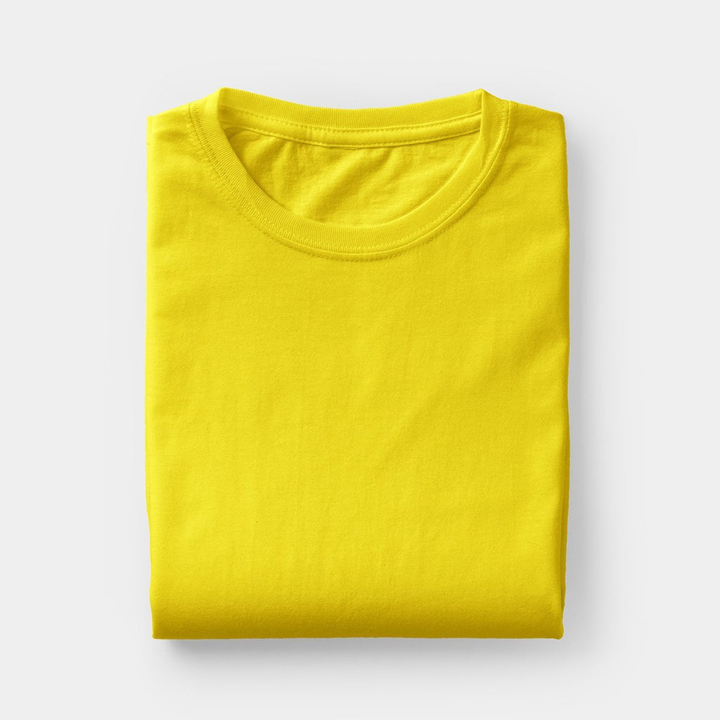 Cotton Round Neck T-Shirt T-Shirts TS