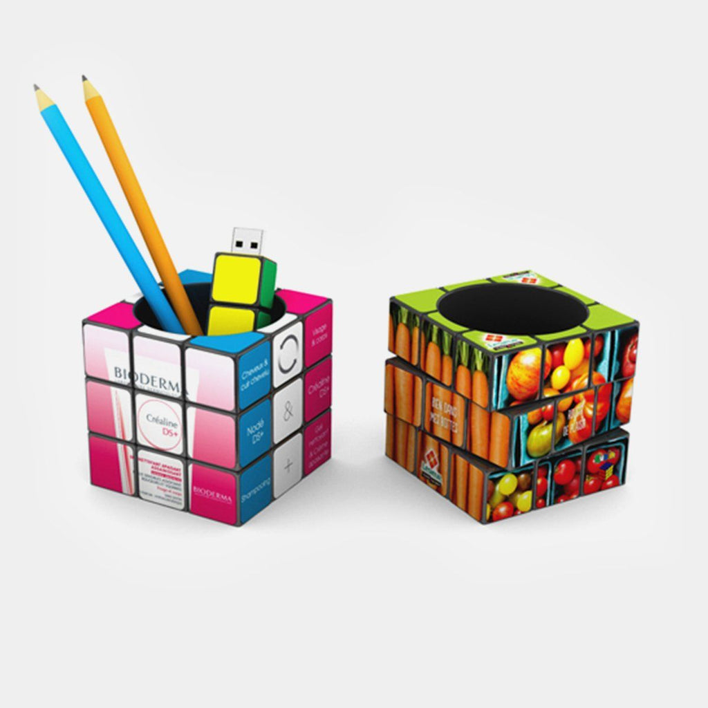 Rubiks Pen Pot