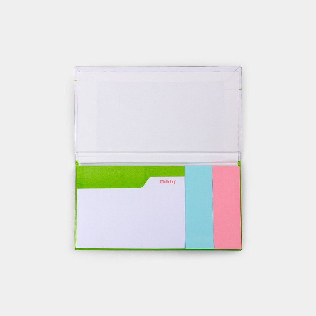 Hard Cover 3 x 6 inches Sticky Notes Desk Accessories Oddy India