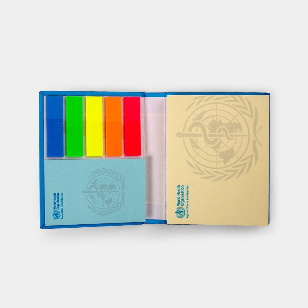 Hard Cover 3 x 4 inches Sticky Notes