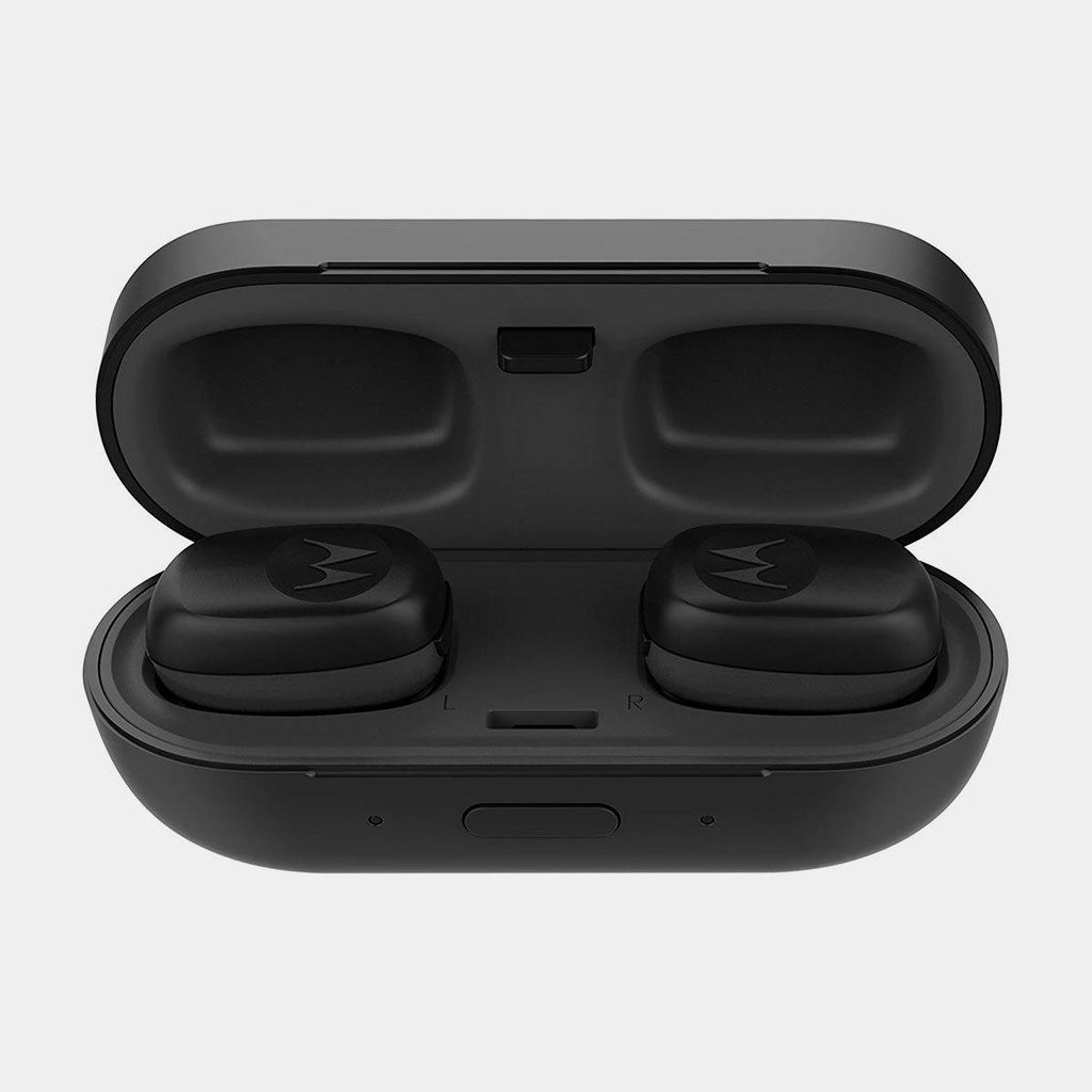 Motorola Stream True Wireless Earbuds with Charging Case