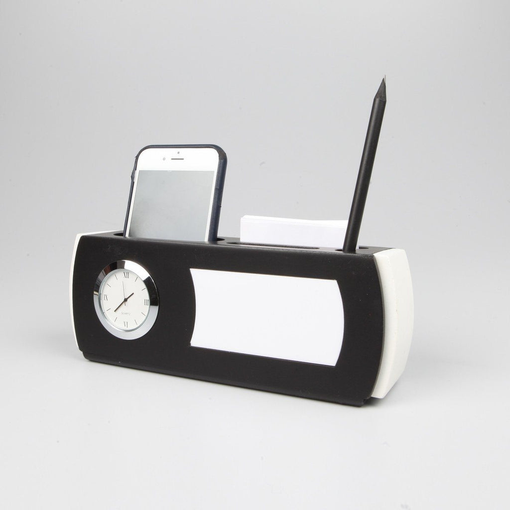 Table Clock with Pad