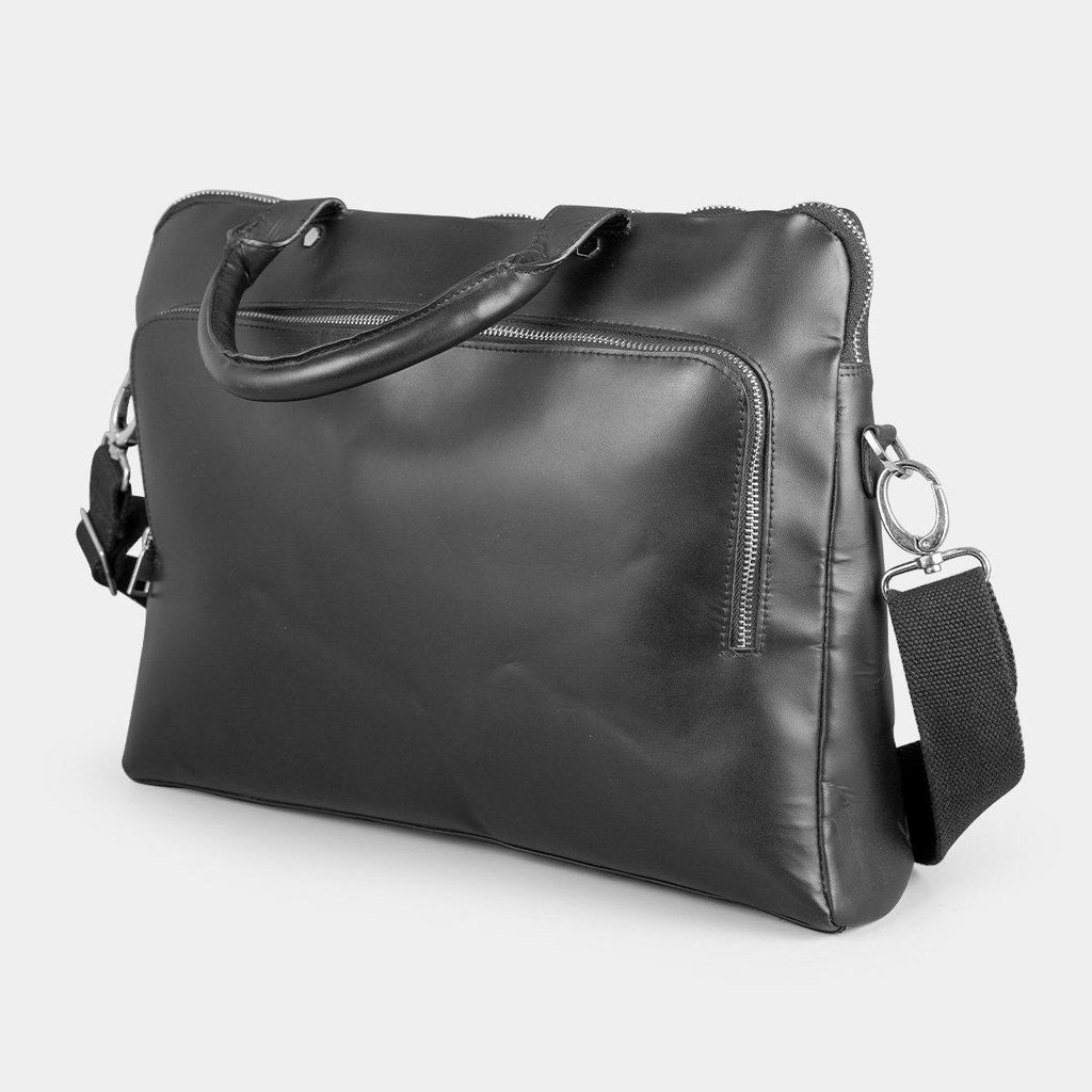Tidal Leather Laptop Bag